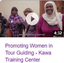 women promotion film