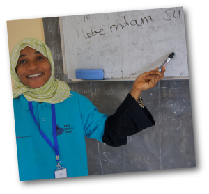 Teacher in Training program